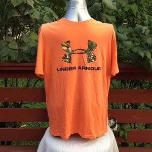 Under Armour Heat Gear Charged Shirt